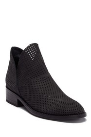 Eileen Fisher Leaf 2 Leather Ankle Leather Bootie