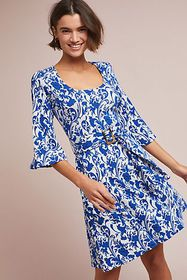 Anthropologie Leonie Dress