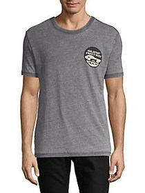 Lucky Brand Jeep Graphic T-Shirt JET BLACK