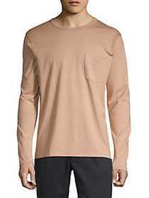 Selected Homme Long sleeve Tee ALMOND
