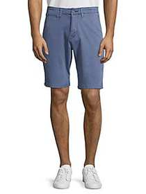 Lucky Brand Washed 5-Pocket Shorts BLUE PRINT