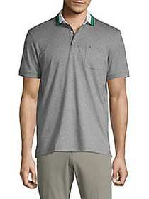 Calvin Klein The Liquid Touch Cotton Polo MEDIUM H
