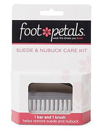 Foot Petals Suede & Nubuck Care Kit NATURAL
