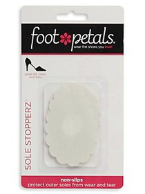 Foot Petals Sole Stopperz Non-Slip Shoe Pads CLEAR