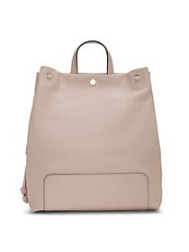 Vince Camuto Loula Leather Backpack LIGHT PINK