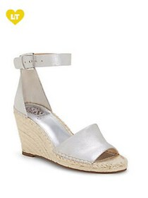 Vince Camuto Leera Ankle-Strap Wedge Espadrilles B