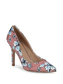 Charles by Charles David Maxx Pointy Floral Fabric