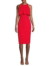 Likely Shayna Cocktail Dress SCARLET