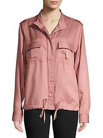 Kensie jeans Button-Front Canyon Jacket CANYON