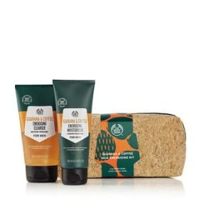 Guarana & Coffee Skin Energizing Kit