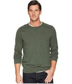 Nautica Solid Crew Neck Sweater