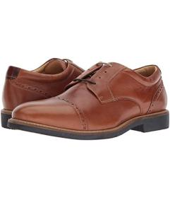 Johnston & Murphy Barlow Casual Dress Cap Toe Oxfo