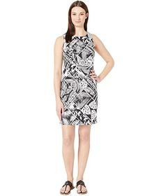 Tommy Bahama Frond of A Frond Sheath Dress