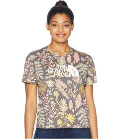 The North Face Medieval Grey Woodland Floral Print
