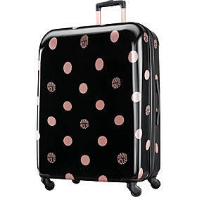 "American Tourister Minnie Lux Dots 28"" Hardside Sp"
