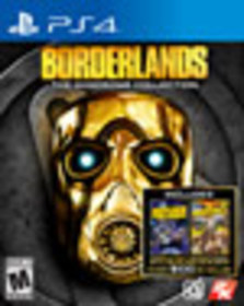 Borderlands: The Handsome Collection for PlayStati