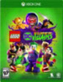 LEGO DC Super-Villains for Xbox One