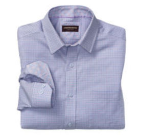Johnston Murphy X-Check Neat Shirt