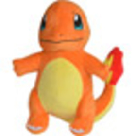 Pokemon Charmander 8 in. Plush for Collectibles