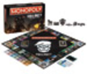 Monopoly: Call of Duty - Black Ops Edition Board G