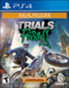 Trials Rising Gold Edition for PlayStation 4