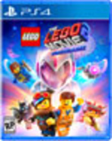 The LEGO Movie 2 Video Game for PlayStation 4