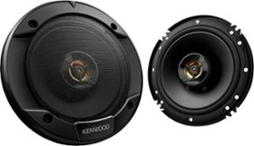"Kenwood - Road Series 6-1/2"" 2-Way Car Speakers wi"