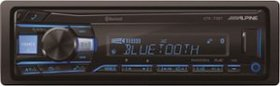 Alpine - In-Dash Digital Media Receiver - Built-in