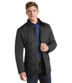 Jos Bank 1905 Tailored Fit Anthony Quilted Jacket