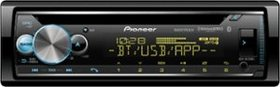 Pioneer - In-Dash CD/DM Receiver - Built-in Blueto