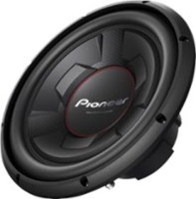 "Pioneer - 12"" Single-Voice-Coil 4-Ohm Subwoofer -"