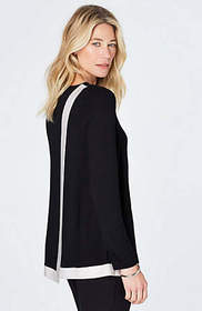 Wearever Wrapped-Back Top