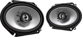"Kenwood - Road Series 6"" x 8"" 2-Way Car Speakers w"