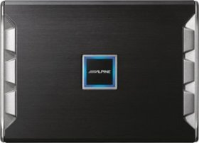 Alpine - PDR Class D Digital Mono Amplifier with V