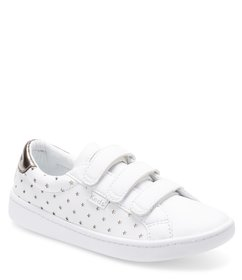 Keds Girls' Perforated Ace 3V Sneaker