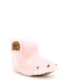Sorel SOREL Girl's Bear Paw Slipper