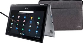 "Acer - Spin 11 2-in-1 11.6"" Touch-Screen Chromeboo"