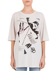 The Kooples - '80s Rock Music Themed Graphic Tee