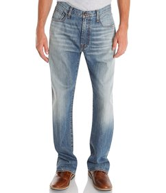 Lucky Brand Big & Tall 181 Relaxed Straight-Leg Je