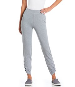 Coolibar Ruched Ankle Jogger Pants