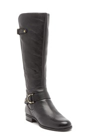Naturalizer Jillian Knee High Leather Boot - Wide