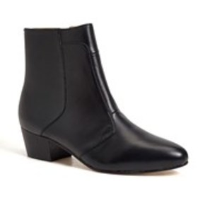 Mens Leather Dress Boots