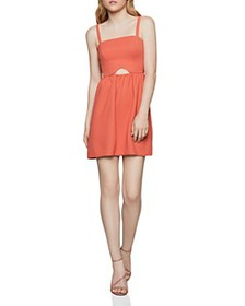 BCBGENERATION - Cutout Fit-and-Flare Dress