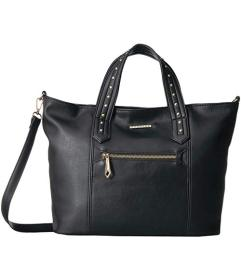 Rampage Studded Handle Tote