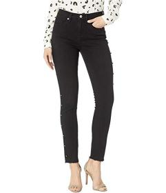 Juicy Couture Studded Denim Skinny Jeans