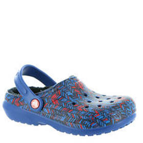 Crocs™ Classic Lined Graphic Clog (Boys' Infant-To