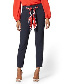 Madie Pant - Navy - 7th Avenue - New York & Compan