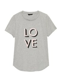Petite SUPIMA® Cotton Graphic T-Shirt
