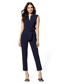 Tall Madie Jumpsuit - 7th Avenue - New York & Comp