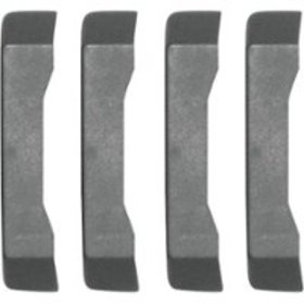 Gladiator - GearTrack Channel End Cap (4-Pack) - S